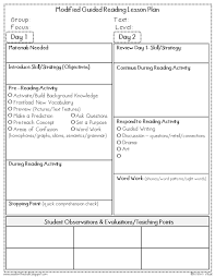 modified guided reading for ells reading lesson plans lesson