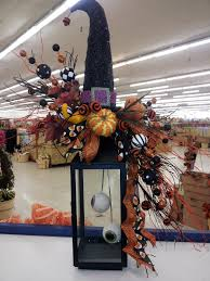 halloween lantern by kyong my floral creations pinterest