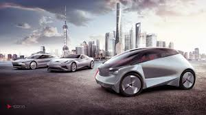 Exterior Home Design Help by Icona Design Brings Turin To Shanghai Sponsored Article Car