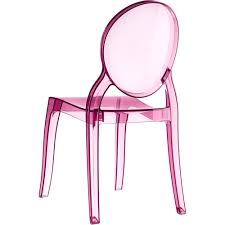 chaises m daillon chaise elizabeth transparente m daillon en polycarbonate con chaise