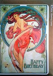 happy birthday salon des cent greeting card u2013 frenchsoaps
