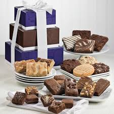 cookie gift basket 21 pc variety gift basket