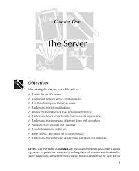 restaurant service basics book fi org 1