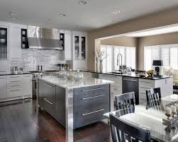 The 25 Best Small Kitchen Fascinating Modern Kitchens Contemporary Kitchen Remodels Custom