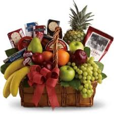 fruit delivery chicago christmas flower delivery in chicago donna s garden flower shop