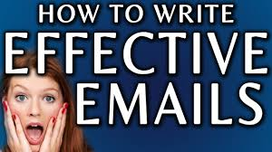 How To Write Effective Emails For Business by How To Write Good Effective Emails Well In English Youtube