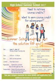 online speech class for high school credit summer school summer school information