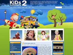 jomboom com free joomla templates dd kids 2