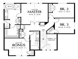 simple home floor plans awesome simple modern house floor plans pictures liltigertoo