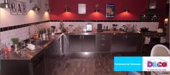 cuisine professionnelle pour particulier fabricant plan de travail inox sur mesure finox