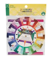 dritz rainbow color wheel selector joann