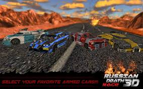 russian death race 3d fever free android games