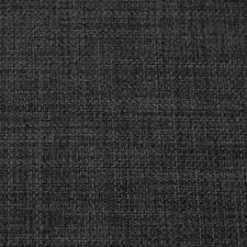 Caravan Upholstery Fabric Suppliers Charcoal Grey Soft Plain Linen Look Home Essential Designer Linoso