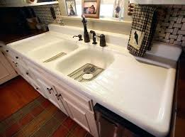 Kitchen Sink Design Ideas 1920s Kitchen Sink White Wooden Storage Cabinet With Cast