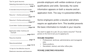 how to write a modern resume apartment cleaner