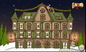 christmas countdown calendar christmas countdown calendar free app android freeware