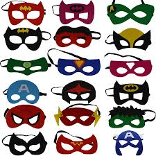 halloween masks for kids compare prices on superhero masks for kids online shopping buy