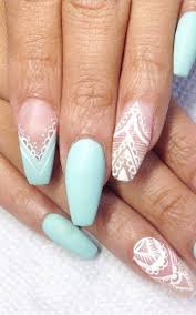 serenity nail designs to wear in 2016
