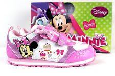 minnie mouse light up shoes minnie mouse disney all seasons shoes for girls ebay