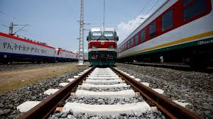 djibouti electric railway line opens news