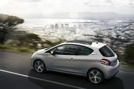 new peugeot 208 1 2 puretech 110 gt line 5dr petrol hatchback