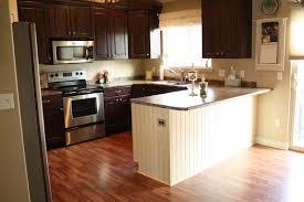 Kitchen Pictures With Dark Cabinets Kitchen White Quartz Countertops With Dark Cabinets 22 Inch Full