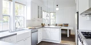shiplap kitchen backsplash with cabinets the best places to use shiplap in your home liveabode