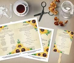 the 25 best wedding program template free ideas on pinterest
