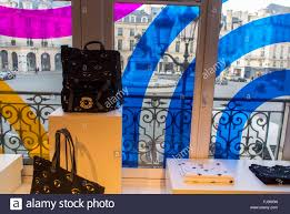 paris france shopping name brand store kenzo paris interior