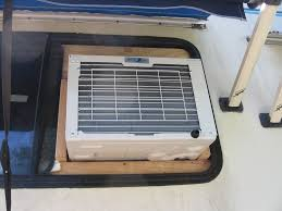 portable air conditioner for basement window basement window air