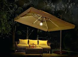 Largest Patio Umbrella Large Offset Patio Umbrella Socialdecision Co