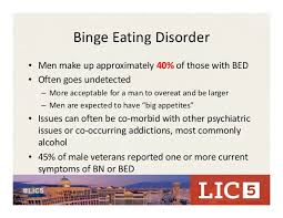 Bed Eating Disorder The Real Face Of Men With Eating Disorders
