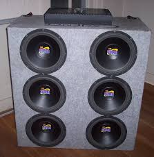 amplifier for home theater subwoofer 6 x 12