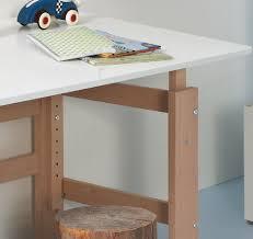 Holz Schreibtisch H Enverstellbar Manis H Schülermöbelset Aus Schreibtisch Und Container Im