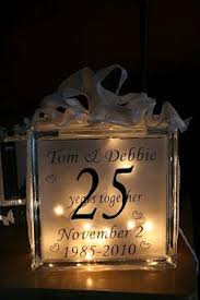 25th anniversary gifts for parents best 25 25th anniversary gifts ideas on 25 year