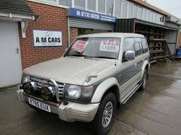 mitsubishi shogun 2017 1992 mitsubishi shogun pajero 2 5 turbo diesel 5 door in metallic
