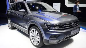 volkswagen 7 passenger suv new suvs and crossovers revealed at geneva motoring research