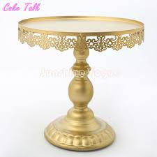 gold cake stands gold cake stand with pendant cupcake stand 1 wedding