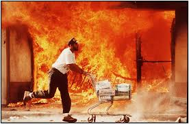 reader stories about the la riots la times