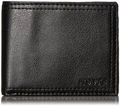 levis black friday levi u0027s men u0027s extra capacity leather slimfold wallet black one