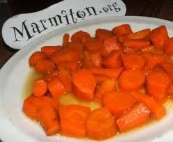 cuisiner des carottes carottes glacées ultra simples recette de carottes glacées ultra