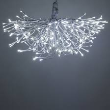 starburst lighted branches with cool white led twinkle lights 1 pc