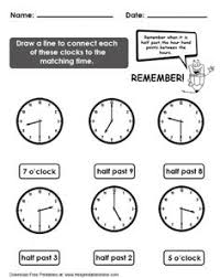fish and whale telling time worksheet free printable worksheets