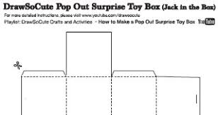 Create Your Own Toy Chest by Surprise Toy Box Jack In The Box U2013 Draw So Cute