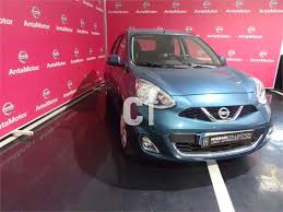 nissan micra 2016 used nissan micra cars a coruña spain