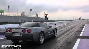 zr1 corvette quarter mile c5 corvette bone stock 13 second quarter mile passes