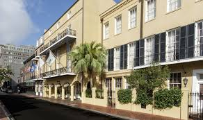 New Orleans French Quarter Map A Centrally Located French Quarter Hotel Chateau Lemoyne