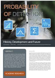 probability of detection history development and future