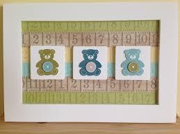 cadre ourson chambre bébé enchanteur chambre bébé ourson avec tableau cadre ourson bleu et
