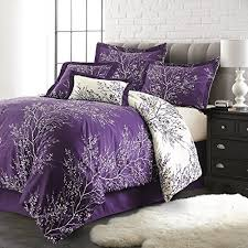 Mauve Comforter Sets Purple Comforter Sets Purple Bedroom Ideas